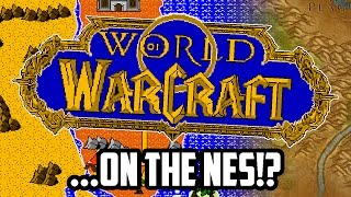 Download World of Warcraft on the NES?! Video