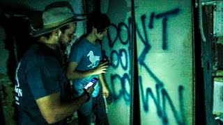 Download BREAKING INTO A HAUNTED MALL w/ Sam & Colby Video
