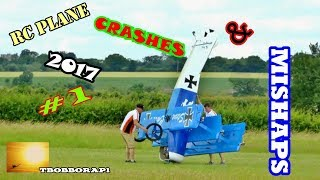 Download RC PLANE CRASHES & MISHAPS COMPILATION # 1 - TBOBBORAP1 - 2017 Video