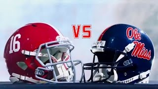 Download Alabama vs. Ole Miss Highlights (2016) Video