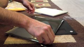 Download Kuzy Hard Case/Cover for Retina Macbook Pro Unboxed Video