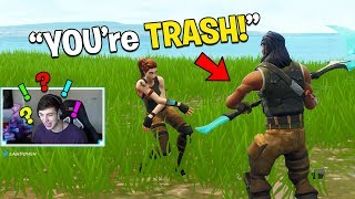 Download KID ROASTED ME in Playground Fill, then I bought him V Bucks! (Fortnite Battle Royale) Video