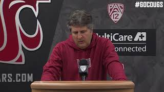 Download Mike Leach Press Conference Nov. 6 Video