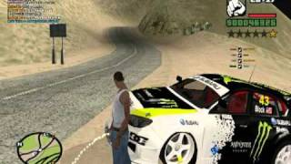 Download GTA SanAndreas Multiplayer drift Video