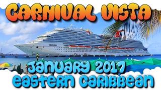 Download CARNIVAL VISTA CARIBBEAN - January 2017 - GoPro - 60fps Video