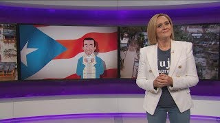 Download A Primer On Puerto Rico | October 4, 2017 Act 1 | Full Frontal on TBS Video