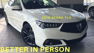 Download 2018 Acura TLX A-SPEC - Had to see it in person Video