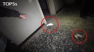 Download 5 Creepiest Videos Taken inside Abandoned Locations... Video