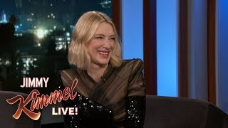 Download Cate Blanchett on Working with Jack Black Video