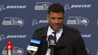 Download Russell Wilson Week 11 Postgame Press Conference Video