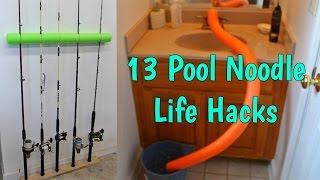 Download 13 Amazing Pool Noodle Life Hacks Video