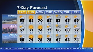 Download Alex Biston's Morning Weather Forecast (March 23) Video