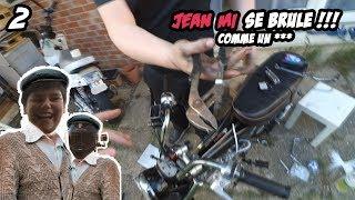 Download RÉPARATION D'UN DAX AVEC JEAN-MI #2 - A NE PAS FAIRE CHEZ VOUS !!! - LIFAN 125cc Video