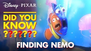 Download Fun Facts & Easter Eggs From Finding Nemo | Pixar Did You Know? by Disney•Pixar Video