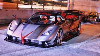 Download 【辰巳PA】国産車 外車 スーパーカー 辰巳ダッシュ 加速サウンド/Supercar JDM acceleration sound in Tatsumi. Video