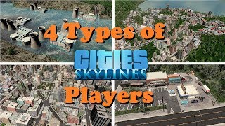 Download 4 types of Cities: Skylines players [part 1] Video