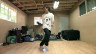 Download House Dance Tutorial - Cross Step x 2 Video