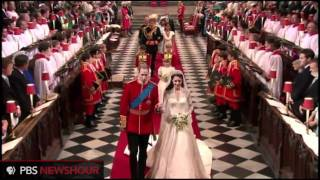 Download Prince William and Kate Middleton Leave Westminster Abbey Video