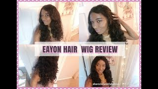 Download EAYON HAIR REVIEW || WATCH ME SLAY THIS WIG Video