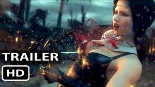 Download Hitman Absolution Trailer ″Attack of the Saints″ Video