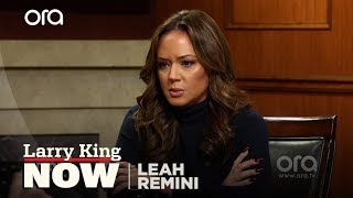 Download Leah Remini: Tom Cruise thinks I'm the devil | Larry King Now | Ora.TV Video
