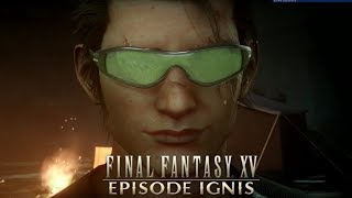 Download Final Fantasy XV Episode Ignis Reaction (HIGHLIGHTS #4) - Camp scene cinematic *TEARS!* Video