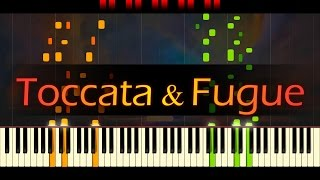 Download Toccata and Fugue in D minor, BWV 565 // J.S. BACH Video