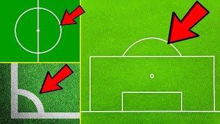 Download هل تعلم لماذا توجد هذه الدوائر في ملعب كرة القدم؟ مهمة جدا وليس كما تعتقد..! Video