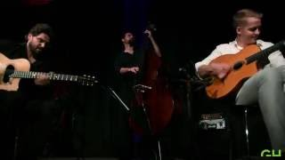 Download Joscho Stephan and Olli Soikkeli are playing ″Stompin` at Decca″ by Django Reinhardt″ Video