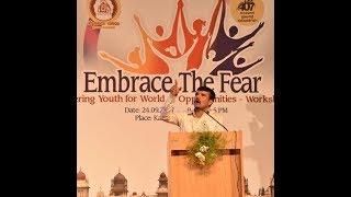Download Ravi D Channannavar IPS Speech at UPSC Workshop (Yuva Anveshane) at Mysuru on 23-09-2017 Video