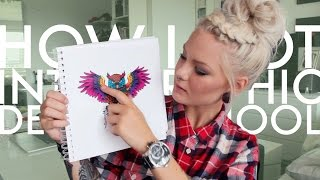 Download How I Got Accepted To Graphic Design School | Katrin Berndt Video
