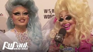 Download RuPaul's Drag Race (Season 8) | Finale Red Carpet w/ Trixie Mattel | Logo Video