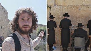 Download ¿Cómo es un día normal en JERUSALÉN? | Religión y conflicto | Israel - Palestina Video