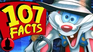Download 107 Facts About Who Framed Roger Rabbit - Cartoon Hangover Video