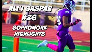 Download Ali'i Gaspar Official Sophomore Highlights #26 || Pearl City High School (Class of 2021) Video