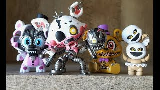 Download The Rest of Series 3 FNaF Mystery Minis Review Video