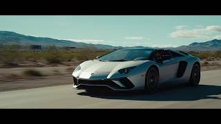 Download Experience Aventador S Roadster #3: Defying Cornering Video