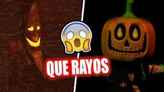 Download LAS CALABAZAS DEL INFRAMUNDO & La LUNA Macabra - FNAF Halloween Games Video