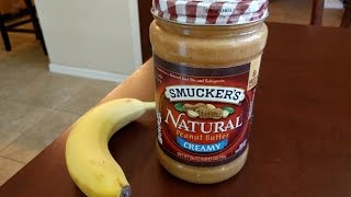 Download Recovery Drink: Peanut Butter Banana Smoothie Video