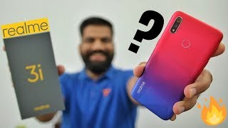 Download Realme 3i Unboxing & First Look - Best Looking Budget King? 🔥🔥🔥 Video