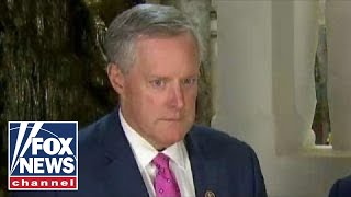 Download Rep. Meadows: GOP is not playing politics with immigration Video