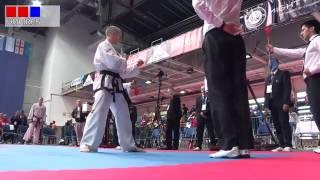Download Power Breaking Senior Male - ITF World Cup 2016 - Budapest Video