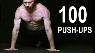 Download 100 Push Ups A Day? Here's What Will Happen Video