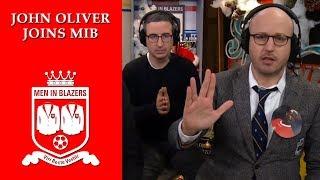 Download Men in Blazers: John Oliver talks Premier League storylines | NBC Sports Video