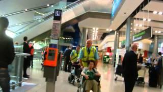 Download Dublin International Airport Terminal 1 & 2 - Ireland Video