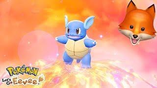 Download WARTORTLE + IVYSAUR!! | Pokémon Let's Go Eevee + Pikachu #8 Video