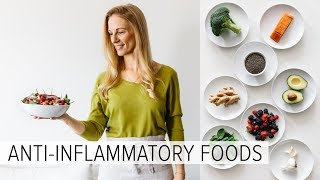 Download ANTI-INFLAMMATORY FOODS | what I eat every week Video