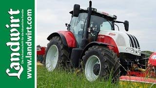 Download Steyr CVT 6240 | landwirt Video