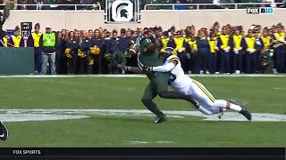 Download Connor Heyward's Amazing Catch vs. Michigan | Big Ten Football Video