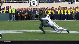 Download Connor Heyward's Amazing Catch vs. Michigan   Big Ten Football Video